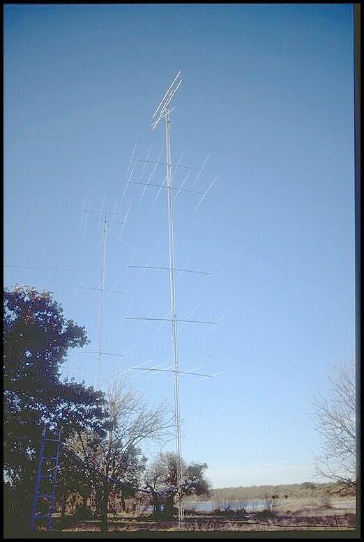 W5KFT Ranch Station - HF Antennas